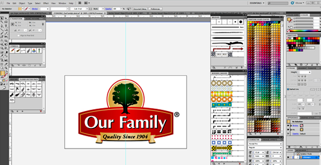 Preferred File method for submitting label artwork Adobe .PDF